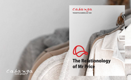 Cabanga Magazine | October 2020 | The Relationology of Mr Price